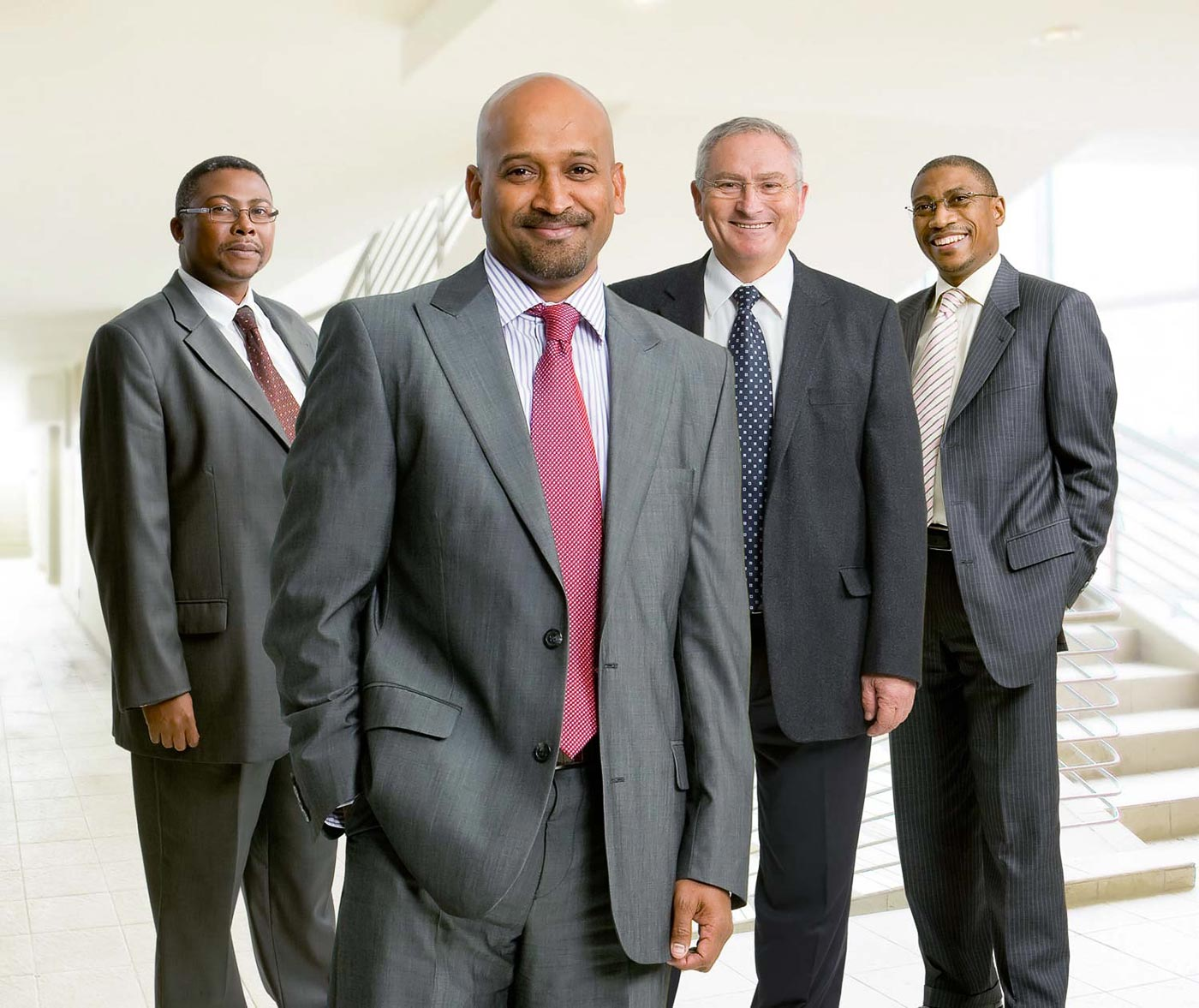 Board of directors for a transport company - corporate photography by Planet KB photographic studio