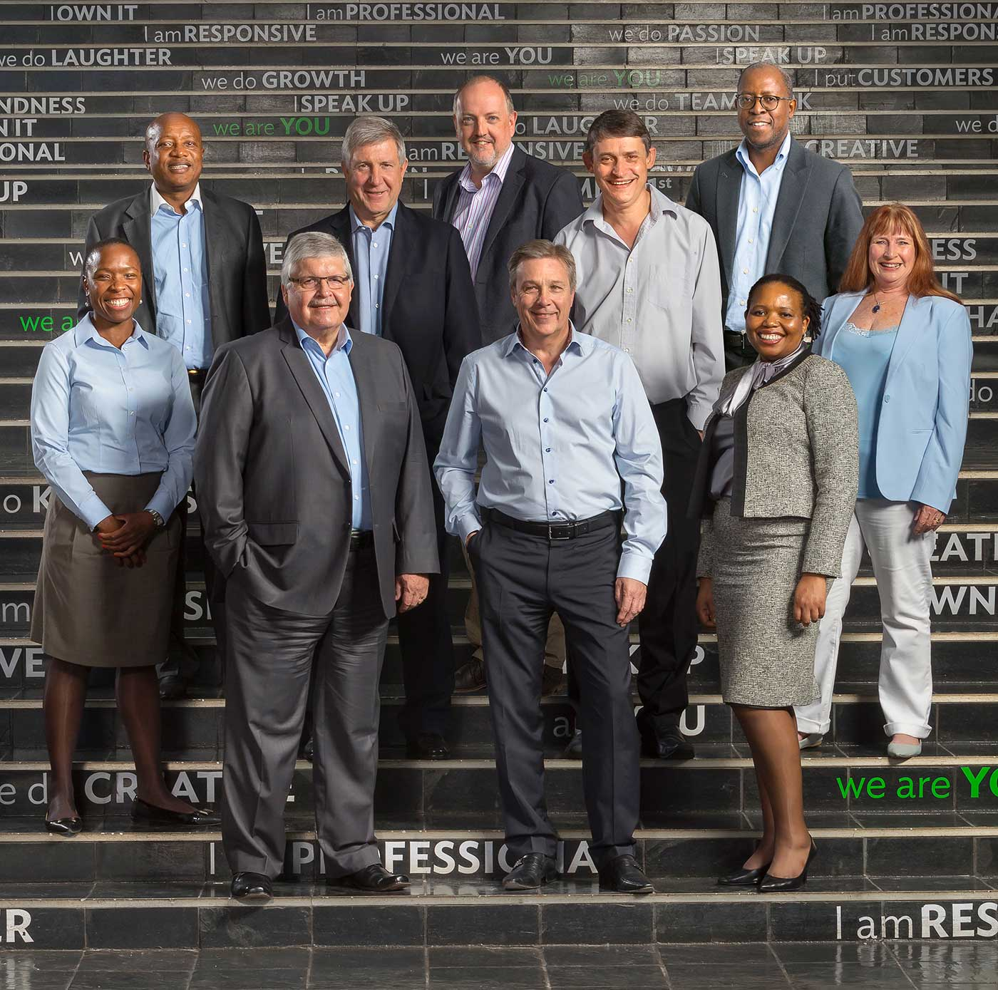 Board of directors - banking group - corporate photography by Geoff Brown