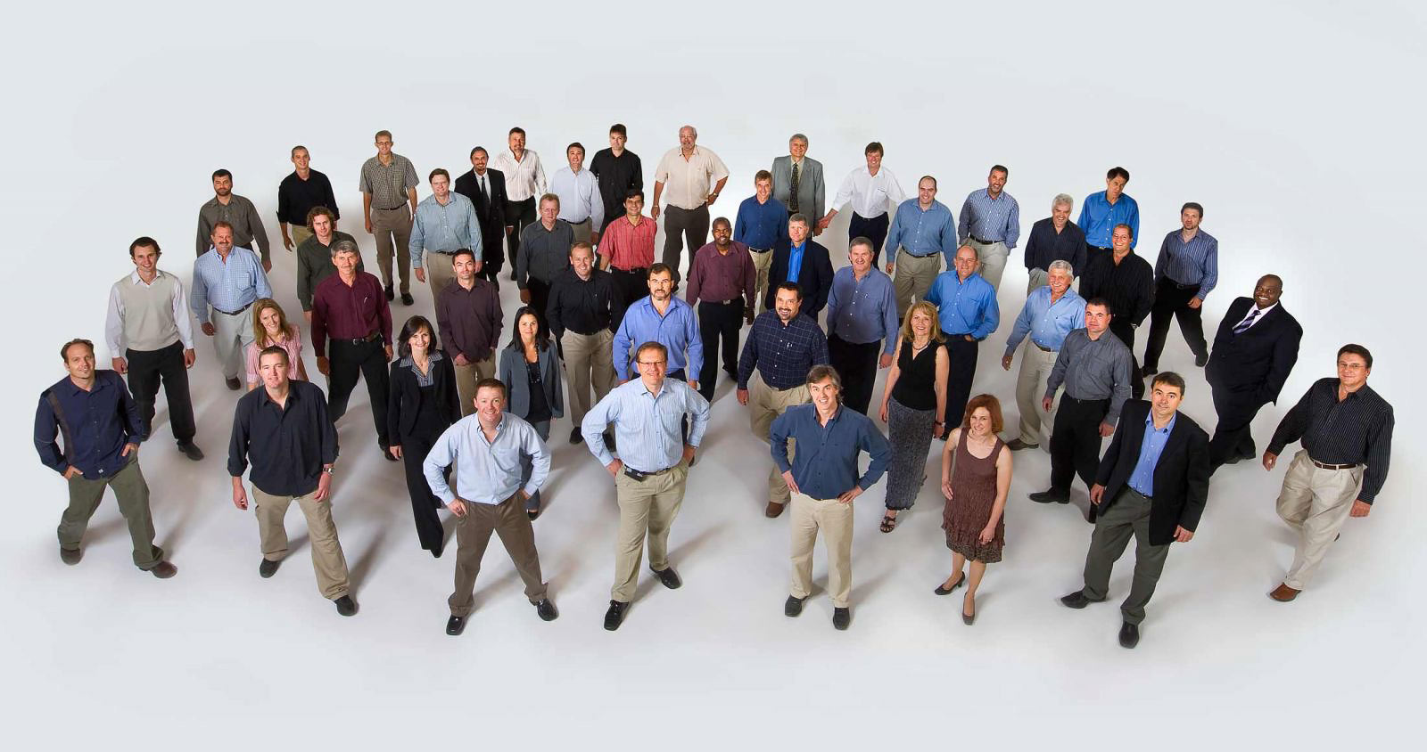 Company employees and directors - corporate photographic portfolio